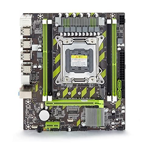 MPGIO FIT FOR Atermiter X79 X79G Placa Base Placa Base PC Ordinateur Gaming LGA 2011 Procesador USB2.0 SATA3 PC3 REG ECC Memoria Xeon E5 DDR3