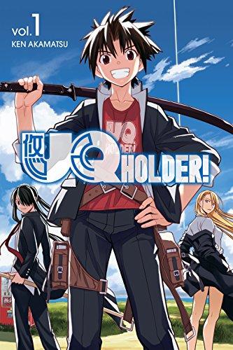 UQ Holder! Vol. 1 (English Edition) eBook: Akamatsu, Ken, Akamatsu ...