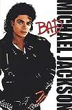 The Poster Corp Michael Jackson - Bad Laminiertes Plakat