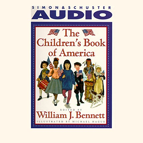 The Children's Book of America cover art