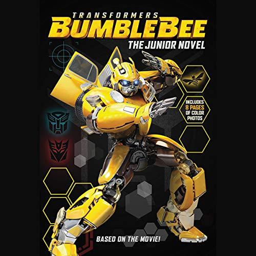 Transformers Bumblebee: The Junior Novel audiobook cover art