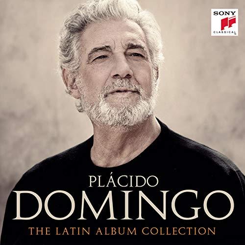 Plácido Domingo: The Latin Album Collection