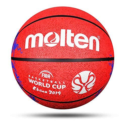 MOLTEN B7C1600 Balón de Baloncesto Fiba Copa Mundial China 2019 Talla 7