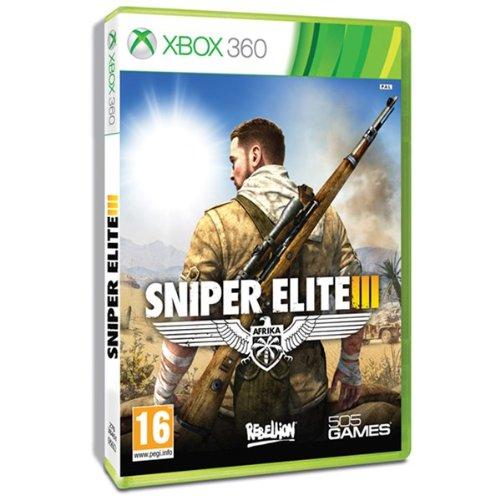 Sniper Elite V3 XB360 UK Afrika