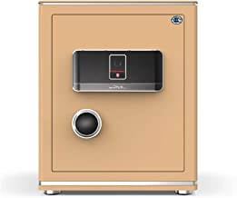 Wall Safes Fingerprint Key Electronic Password Office All-Steel Anti-Theft Safe Home Small Safe Built-in Alarm Office Docu...