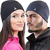 Helmet Liner Sweat Wicking Skull Cap Beanie. Ultimate Performance Moisture Wicking. Fits U...