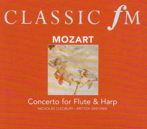Mozart:Concerto for Flute & H