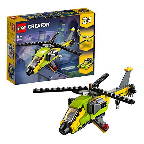 LEGO Avventura in Elicottero