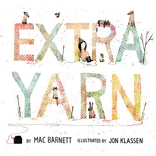 Extra Yarn audiobook cover art