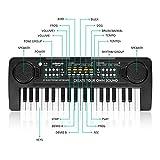 Immagine 2 tastiera pianoforte elettronica bambini 37