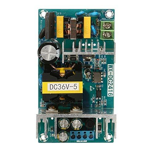 Umwandlung Brett AC-DC Wechselrichter 100-240V bis 36V 5A 180W Schaltnetzteilmodul Konverter Ladegerät