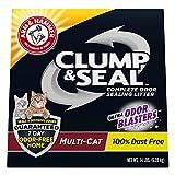 Arm & Hammer Clump & Seal Litter, Multi-Cat Litter 14lb