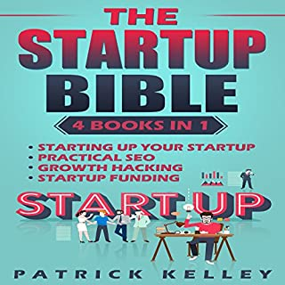 The Startup Bible: 4 Books in 1 cover art