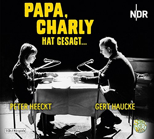 Papa, Charly hat gesagt... cover art