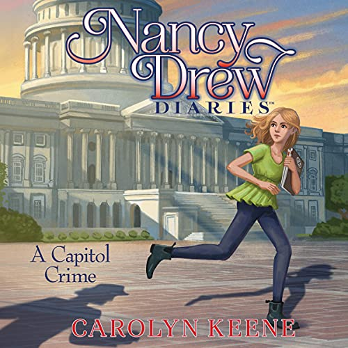 A Capitol Crime Audiobook By Carolyn Keene cover art
