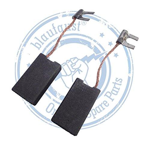 Original Blaufaust® Kohlebürsten f. Bosch PWS 12-180,GDS 24,GDS 30,GBM 16-2 RE,GBM 23-2,PKS 65