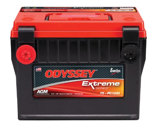 Odyssey 75-PC1230 Automotive Light Truck Battery