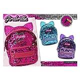 Nice 02508 Girabrilla Zaino Kitty Mini Backpack Gatto Colore a Scelta