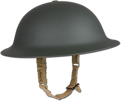 los últimos modelos Casco británico de la la la 2da Guerra Mundial  envío gratuito a nivel mundial