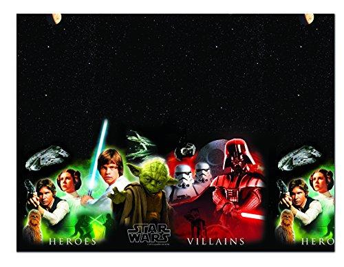 Nappe plastique 120x180 Star Wars