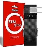 ZenGlass Flexible Glas-Folie kompatibel mit Fitbit Charge/Charge HR Panzerfolie I Bildschirm-Schutzfolie 9H
