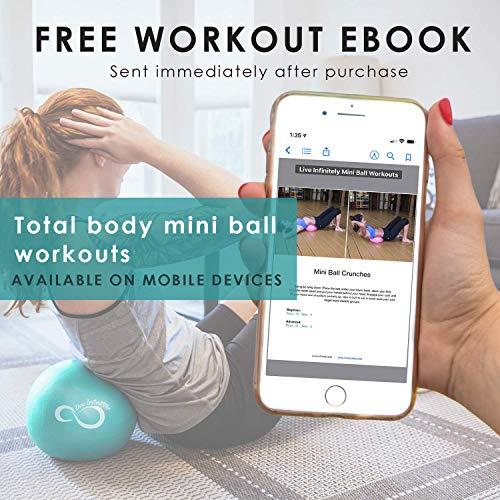 9 Inch Barre Pilates Ball