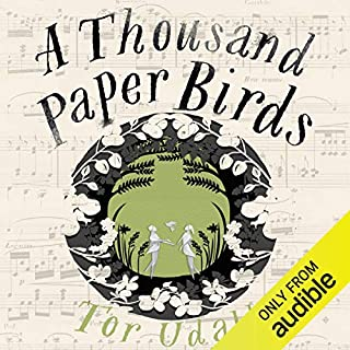 A Thousand Paper Birds                   By:                                                                                                                                 Tor Udall                               Narrated by:                                                                                                                                 Gavin Osborn                      Length: 9 hrs and 10 mins     47 ratings     Overall 4.1