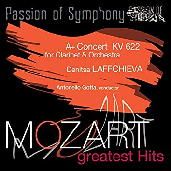 Mozart : Concert  for Clarinet & Orchestra in A Major, KV 622