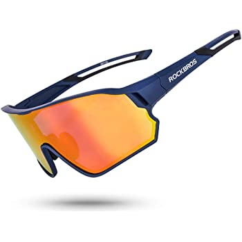 : Cycling Glasses Sports Sunglasses Polarized
