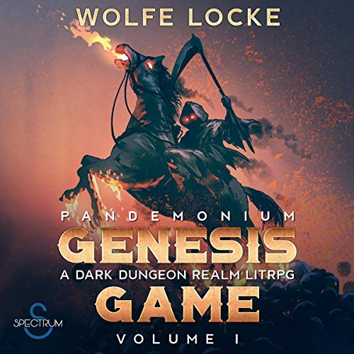 The Genesis Game: Volume I Audiobook By Andrew O'Kelley cover art