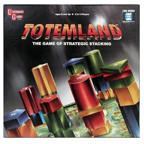 Totemland - The Game of Strategic Stacking
