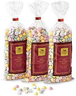 Hickory Farms Mini Melt Away Mints, 12 ounce (Pack of 3)
