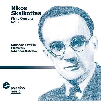 Skalkottas: Piano Concerto No. 3