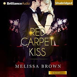 Red Carpet Kiss audiobook cover art