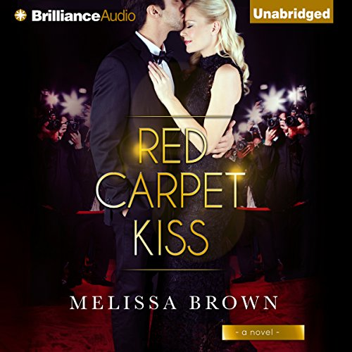 Red Carpet Kiss audiobook cover art