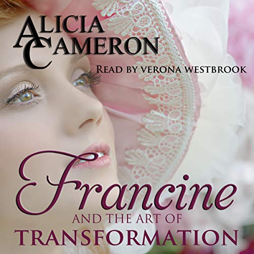 Francine and the Art of Transformation audiobook cover art