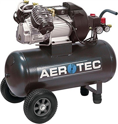 Druckluft 50 L Aerotec Kompressor  400-50 | 100...