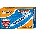 60-Count BIC PrevaGuard Clic Stic Ballpoint Pen