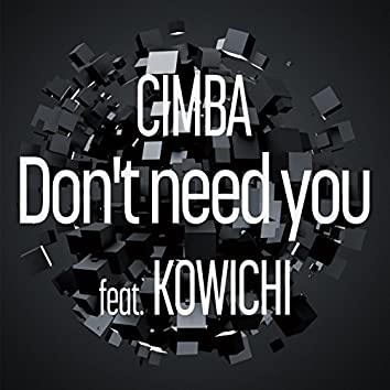 Don't Need You (feat. KOWICHI)