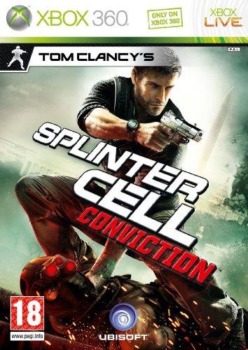 Ubisoft Tom Clancy's Splinter Cell Conviction, Xbox 360 - Juego (Xbox 360)