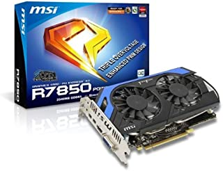 MSI AMD Radeon HD7850 搭載ビデオカード R7850 Twin Frozr IV PE OC 日本正規代理店品 (VD4689) R7850 Twin Frozr IV PE OC