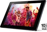 SONY XPERIA TABLET Z LTE 4G FOTOCAMERA 8 MP MEMORIA 16GB RESISTENTE ALL'ACQUA  - COLORE BLACK - MARCHIO TIM