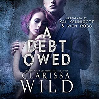A Debt Owed (A Dark Billionaire Romance) cover art