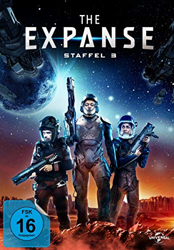 The Expanse - Staffel 3 (4 DVDs)