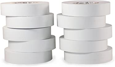 T.R.U. EL-766AW White General Purpose Electrical Tape 3/4