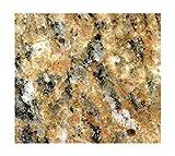 EZ FAUX DECOR Instant Venetian Gold Black White Marble Countertop...