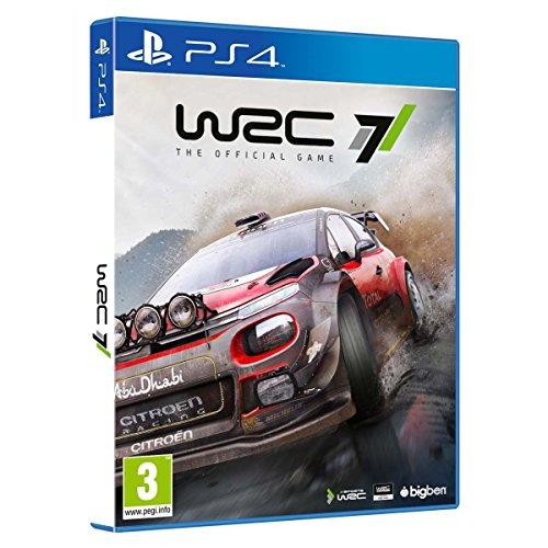 professionnel comparateur WRC7 pour PS4 choix
