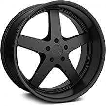 XXR Wheels 968 Black Wheel with Painted Finish (20 x 11. inches /5 x 114 mm, 15 mm Offset)