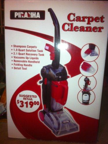 Buy Piranha Carpet Cleaner Extractor Shampooer