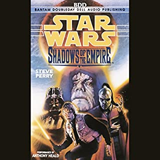 Star Wars: Shadows of the Empire Titelbild